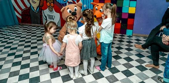 Проведение детского праздника отагентства праздников «Феерия»