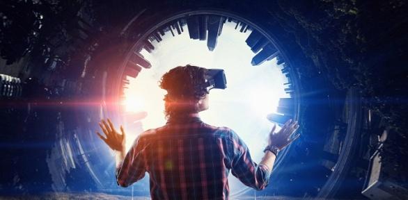 60минут игры вшлеме виртуальной реальности вклубе VRMaster