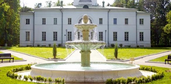 Отдых стрехразовым питанием впарк-отеле «Ершово»