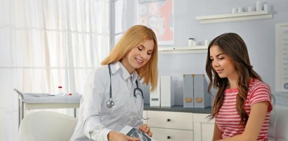Прием иосмотр гинеколога вмедцентре «Медицина»