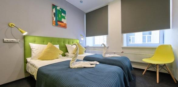 Отдых вцентре города вотеле Fjordic byCenter Hotels