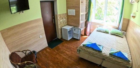 Отдых вГеленджике наберегу Черного моря вгостевом доме «Бамбук»