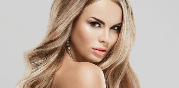 Стрижка, укладка, биоламинирование иокрашивание волос всалоне «Диана»