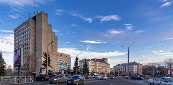 Отдых вцентре Владимира вгостинице «Заря»