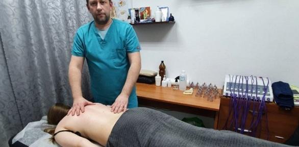 Массаж воздоровительной студии массажа Dr.Ignatyeva