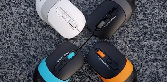 1или 2беспроводные USB-мыши A4Tech Fstyler FG10
