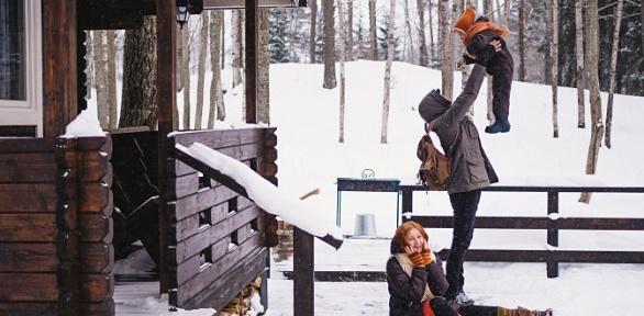 Отдых вКарелии наЛадожском озере вдомике набазе отдыха «Хутор Салокюля»