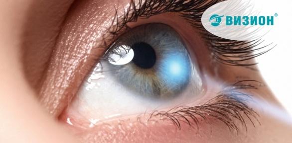 Лазерная коррекция зрения вцентре «Визион»