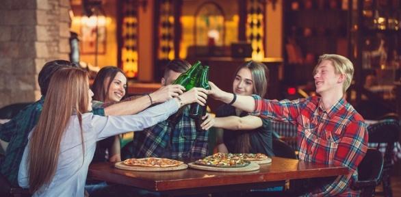 Пивная вечеринка для 2, 4или 6человек вкрафт-баре «Крафтограф»