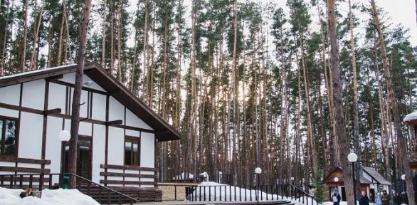 Отдых сзавтраком взагородном клубе «Донской лес»
