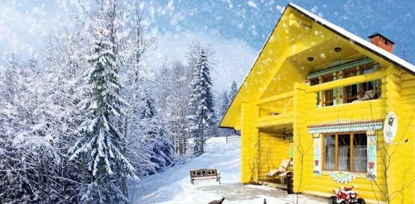 Отдых внациональном парке «Угра» вкоттедже впарк-отеле «Юхновград»