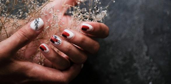 Маникюр ипедикюр встудии красоты Alex Nails