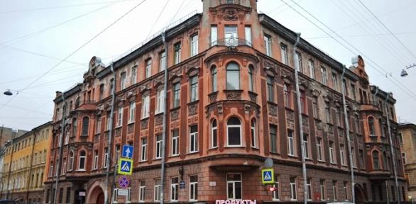 Проживание вцентре города Санкт-Петербурга вотеле Rinaldi Olimpia