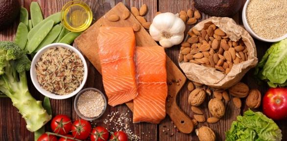 Меню для здорового питания отслужбы доставки Eat-Fit