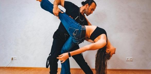 Занятия танцами вшколе танцев New School Dance