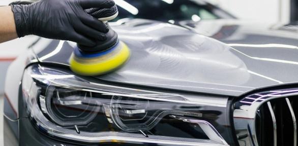 Химчистка авто, полировка кузова на«Автомойке24»