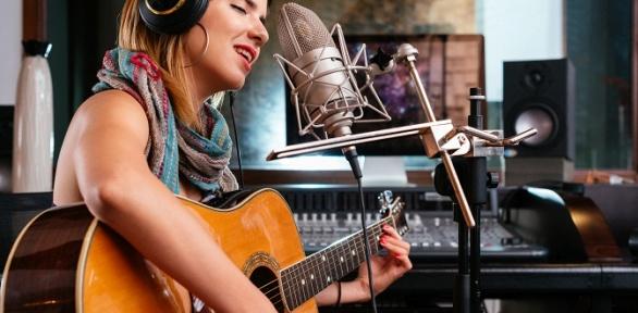 Занятия повокалу, фортепиано, сольфеджио встудии Vocal Studio Virtuozoff