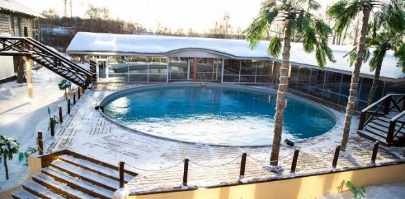 Отдых спосещением SPA-центра ишоу сдельфинами вкомплексе Dolphin Planet