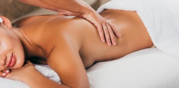 Сеансы массажа всалоне «Клеопатра»