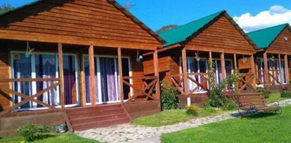 Отдых вГорном Алтае вусадьбе «Солнечная поляна»