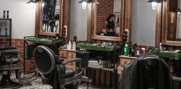 Мужская стрижка, коррекция бороды либо бритье вбарбершопе Legion