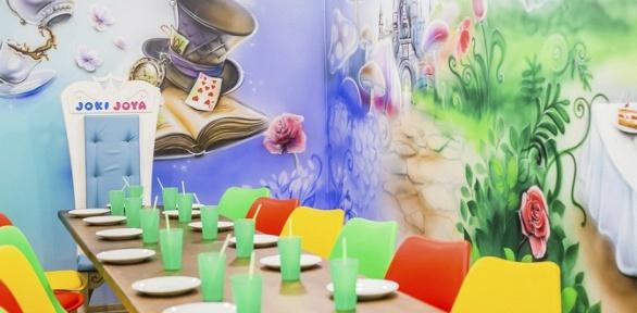 Бронирование комнаты идень развлечений вТРЦ «Саларис» впарке Joki Joya