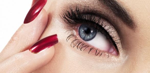 Окрашивание бровей иресниц, макияж навыбор всалоне красоты «АкценТы»