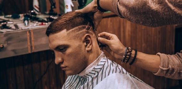 Мужская стрижка или моделирование бороды иусов вбарбершопе Boyare