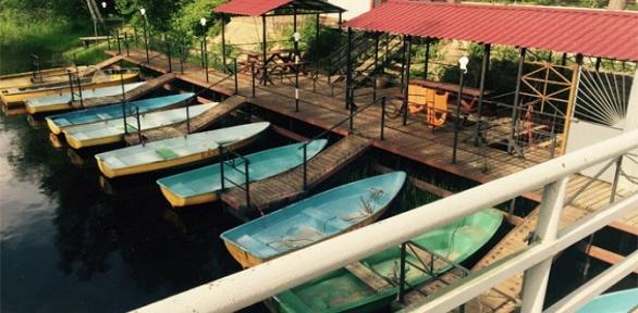 Отдых наберегу Ладожского озера набазе «Кобона»