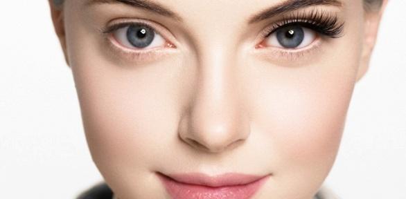 Оформление ресниц ибровей впарикмахерской Beauty Zone