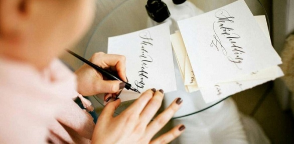 8занятий онлайн-курса «Основы каллиграфии» отшколы Headway