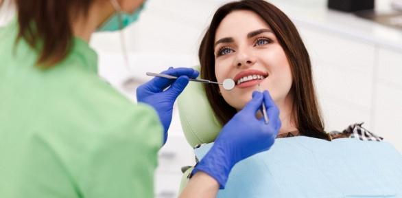 Ультразвуковая чистка зубов вцентре «Астраханская стоматология»