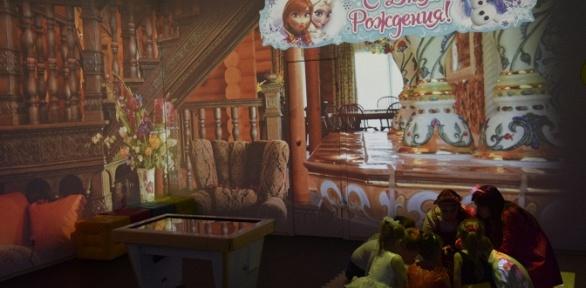 Посещение интерактивно-развлекательного центра «Волшебный терем»