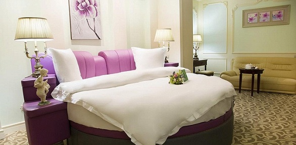 Проживание вThe Rooms Boutique Hotel