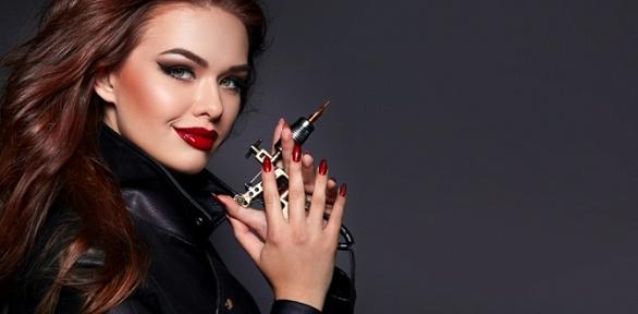 Перманентный макияж встудии красоты LediSi