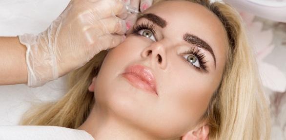 Перманентный макияж отсалона «Зазеркалье»