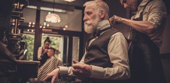 Мужская, детская стрижка, оформление бороды отбарбершопа Tony Montana