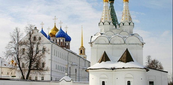 Новогодний тур вРязань оттуроператора «Ростиславль»
