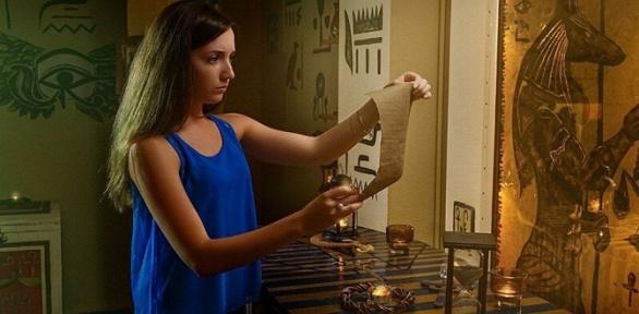Участие вреалити-квесте «Гробница Фараона» откомпании QuestQuest