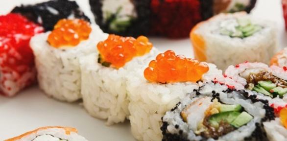 Наборы отмагазина японской кухни «СушиЛинк» заполцены