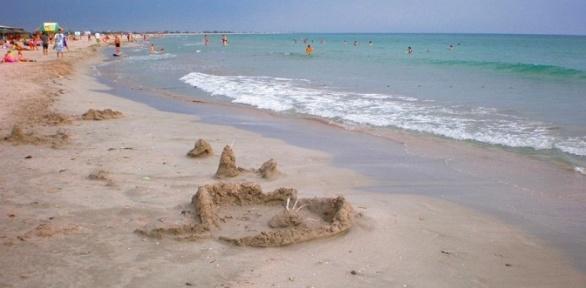 Отдых ввысокий сезон вКрыму наберегу Черного моря вотеле «Витино»