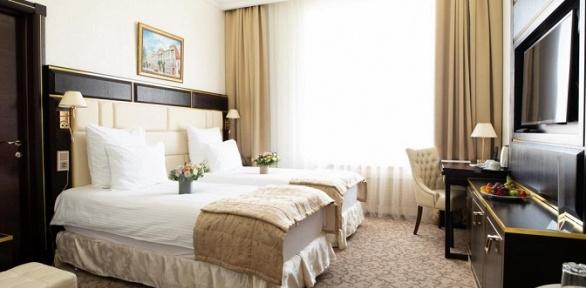 Отдых вцентре Самары вотеле 7Avenue Hotel &SPA5*