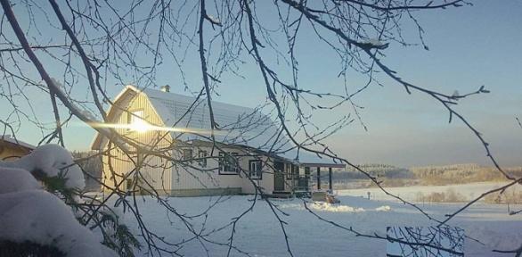 Отдых вКарелии нахуторе «Конюшенный двор»