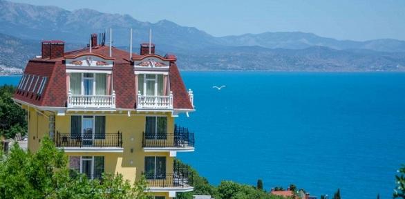 Отдых вАлуште наберегу Черного моря вотеле Villa Valentina