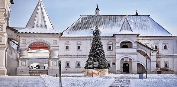 Автобусный тур «Рождество вкремле» на2дня оттуроператора «Ростиславль»