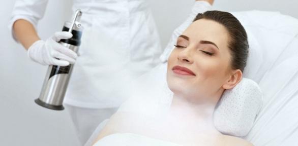 Микротоковая терапия икриотерапия вкабинете красивого тела Anna