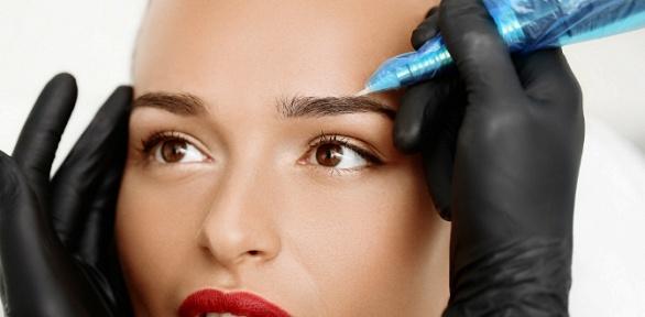 Перманентный макияж вцентре «Доктор Аптос»