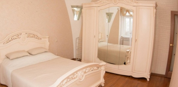 Отдых в«Апартаментах наВорошиловском, 60»