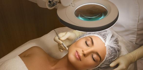 Чистка лица, программа «Сияние», мезотерапия встудии красоты Vogue