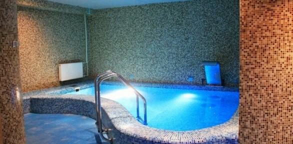 Посещение сауны вSPA-центре «Поповские бани»